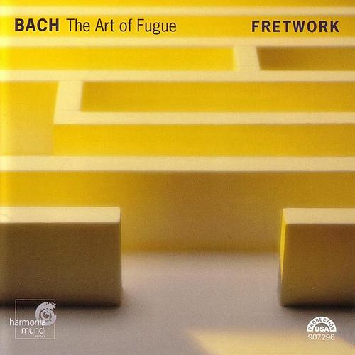 The Art Of Fugue, BWV 1080 by Johann Sebastian Bach