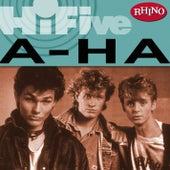 Rhino Hi-Five: A-Ha by a-ha