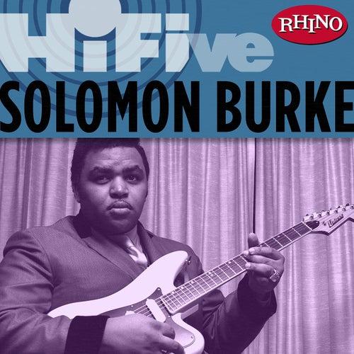 Rhino Hi-Five: Solomon Burke by Solomon Burke
