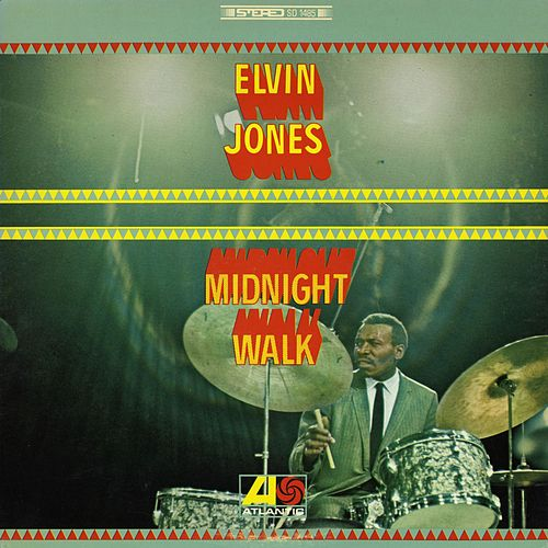 Midnight Walk by Elvin Jones