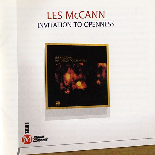 Invitation To Openness by Les McCann