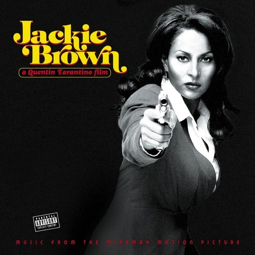 JACKIE BROWN - MUSIC FROM THE MIRAMAX MOTION PICTURE by Various Artists