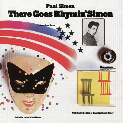 There Goes Rhymin' Simon by Paul Simon