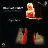Transcriptions/Corelli Variations by Sergei Rachmaninov