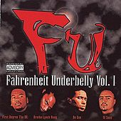Fahrenheit Underbelly Vol. 1 by Various Artists