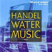 Water Music by George Frideric Handel