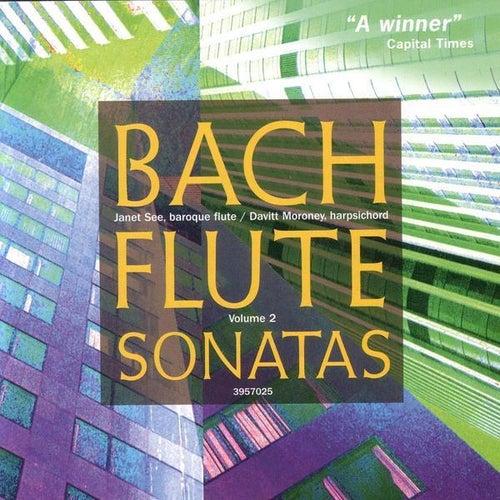 Flute Sonatas Volume 2 by Johann Sebastian Bach