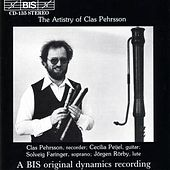 The Artistry Of Clas Pehrsson by Various Artists