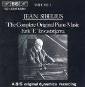 Complete Original Piano Music, Vol. 1 by Jean Sibelius