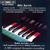 Bartok: Piano And Vocal Music by Bela Bartok