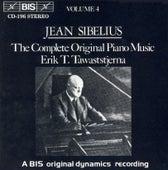 Complete Original Piano Music, Vol. 4 by Jean Sibelius
