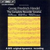 Complete Recorder Sonatas by George Frideric Handel
