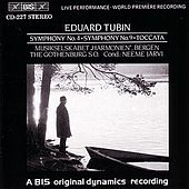 Symphony No.4 and No.9 by Eduard Tubin