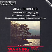 Symphony No. 3/King Cristian II Suite by Jean Sibelius