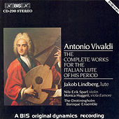 Complete Works For The Italian Lute by Antonio Vivaldi