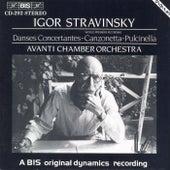 Danses Concertantes/ Pulcinella by Igor Stravinsky