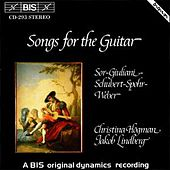 Music For Soprano And Guitar by Various Artists