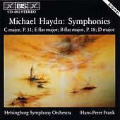 Symphonies In C Major/E Flat Major/B Flat Major/D Major by Michael Haydn