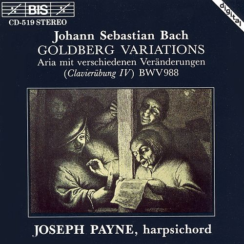 Goldberg Variations, BWV 988 by Johann Sebastian Bach