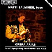 Mozart/Verdi: Opera Arias For Bass by Lahti Symphony Orchestra