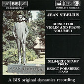 Music For Violin And Piano, Vol. 1 by Jean Sibelius