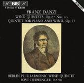 Wind Quintets, Vol. 1 by Franz Danzi