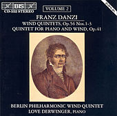 Wind Quintets, Vol. 2 by Franz Danzi