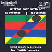 Gogol Suite/Labyrinths by Alfred Schnittke