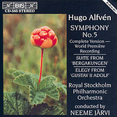 Mountain King Suite/Symphony No. 5/Gustav II Adolf: Elergy by Hugo Alfven