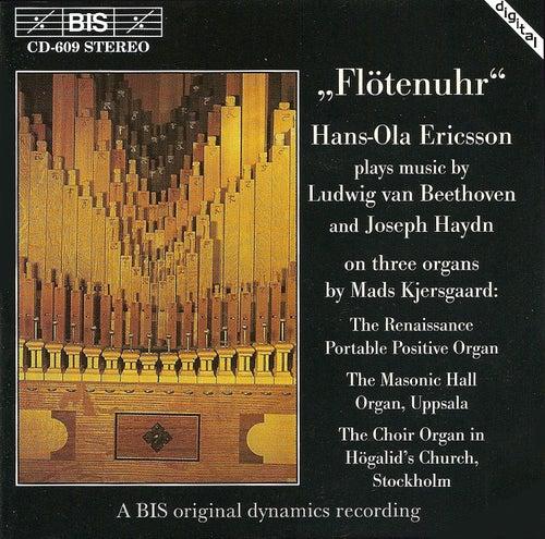 Beethoven/Haydn: Organ Transcriptions Of Music For Musical Clock by Franz Joseph Haydn