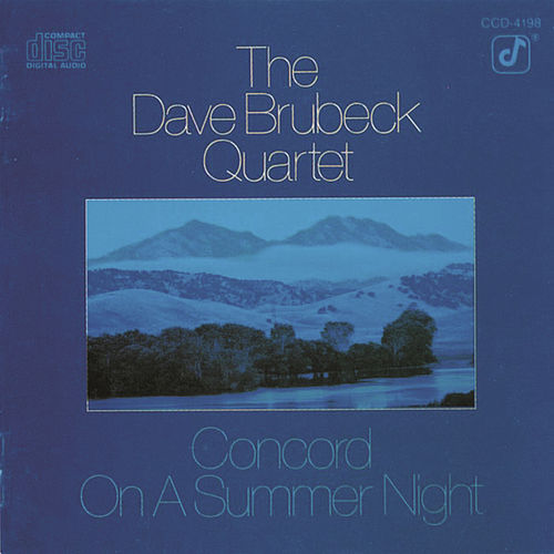 Concord On A Summer Night by Dave Brubeck