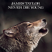 Never Die Young by James Taylor