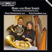 Music For Horn And Harp by Various Artists