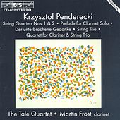 Chamber And Instrumental Music by Krzysztof Penderecki
