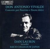 Recorder Concertos by Antonio Vivaldi