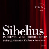 Sibelius - Incidental Music For Orchestra by Philharmonia Virtuosi