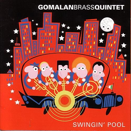 Swingin' Pool by Gomalan Brass Quintet