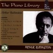Chopin - Polonaises by Arthur Rubinstein