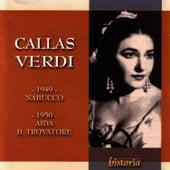Nabucco, Aida, Il Trovatore by Maria Callas