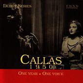 One Year, One Voice by Maria Callas