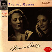 The Two Queens by Maria Callas