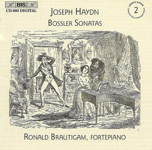 HAYDN: Piano Sonatas Nos. 53-58 by Franz Joseph Haydn