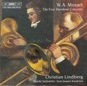 MOZART: Horn Concertos Nos. 1-4 by Wolfgang Amadeus Mozart