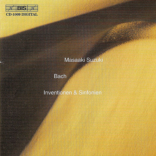 BACH, J.S.: Inventionen and Sinfonien by Johann Sebastian Bach
