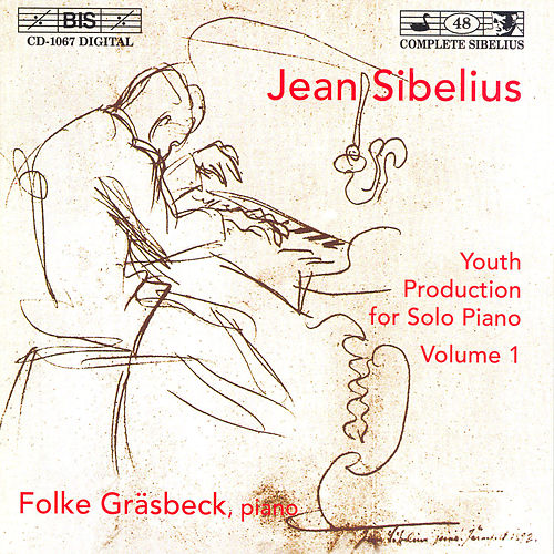 SIBELIUS: 11 Variations / A Catalogue of Themes, 50 Short Pieces / Tranaden by Jean Sibelius