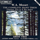 MOZART, W.A.: Complete Piano Trios by Wolfgang Amadeus Mozart