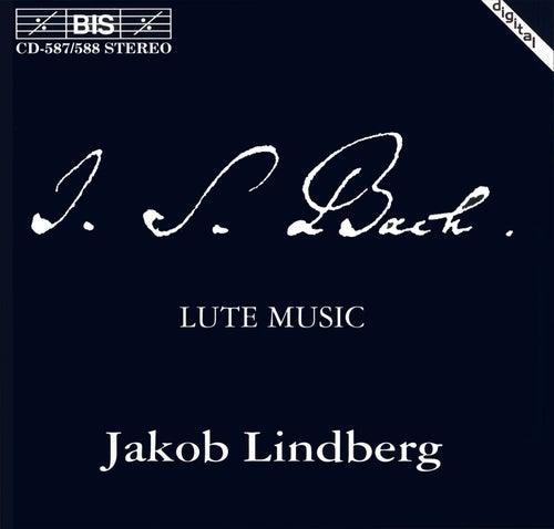 BACH, J.S.: Lute Music by Johann Sebastian Bach