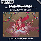 BACH, J.S.: 6 French Suites by Johann Sebastian Bach