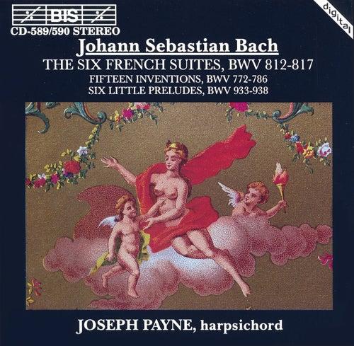 BACH, J.S.: 6 French Suites by Johann Sebastian Bach