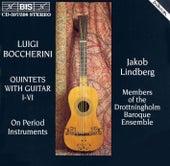 BOCCHERINI: Guitar Quintets by Luigi Boccherini
